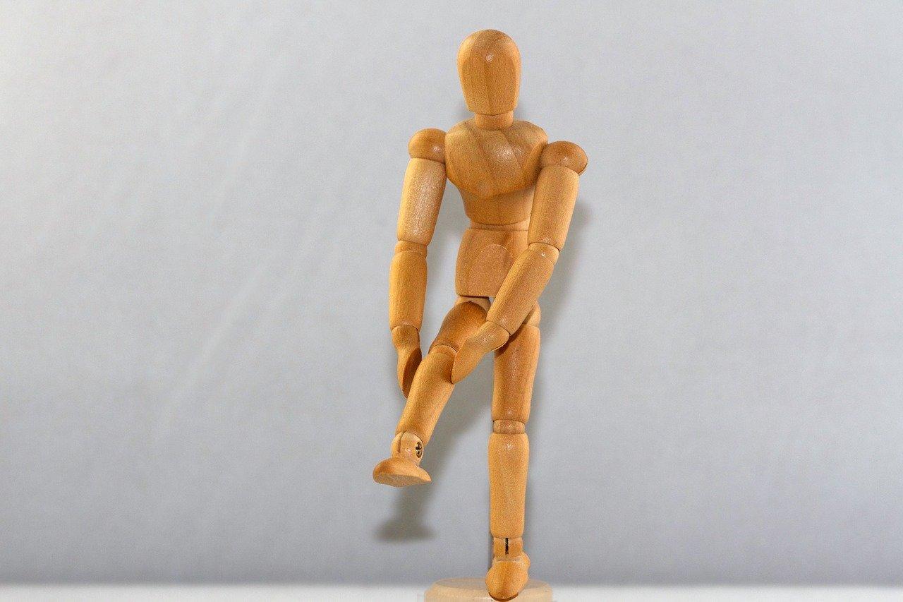 Une solution esthétique aux problèmes de genou