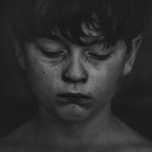 enfant angoisse triste